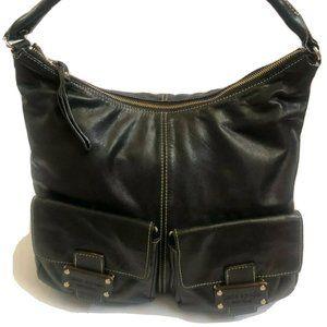 Kate Spade Handbag Shoulderbag Leather Large Satch